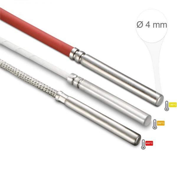 Sensorshop24® 004-KP датчик температуры Ø4 мм