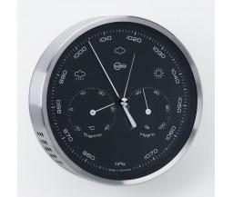 Barigo 350MBL стильный термометр, барометр, гигрометр