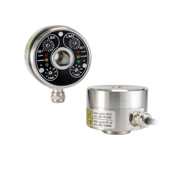 PCE-AC420-1610-A датчик вибраций 10...1000 Гц