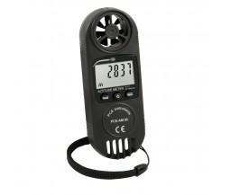 PCE-AM 85 анемометр, высотомер и барометр