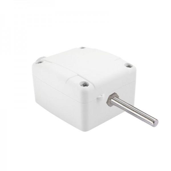 Sensorshop24® AUF1/ext наружный датчик температуры с гильзой