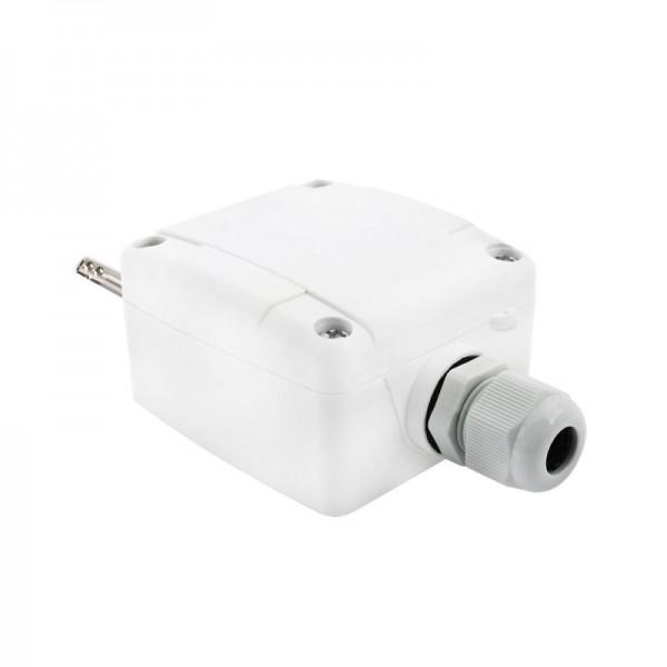 Sensorshop24® AUF1/extLF датчик температуры с перфорированной гильзой и высокой скоростью отклика