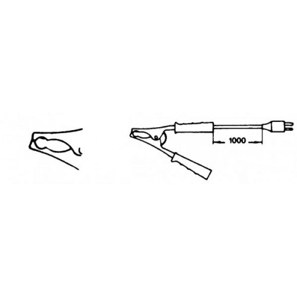 GTZ 300 датчик температуры -65...+150°C, для труб и материалов диаметром до 25 мм.