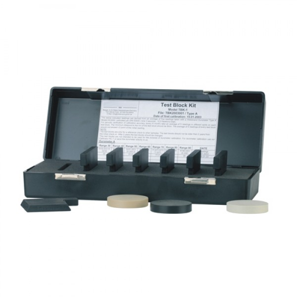 PCE-PS-A тестовые образцы для дюрометров