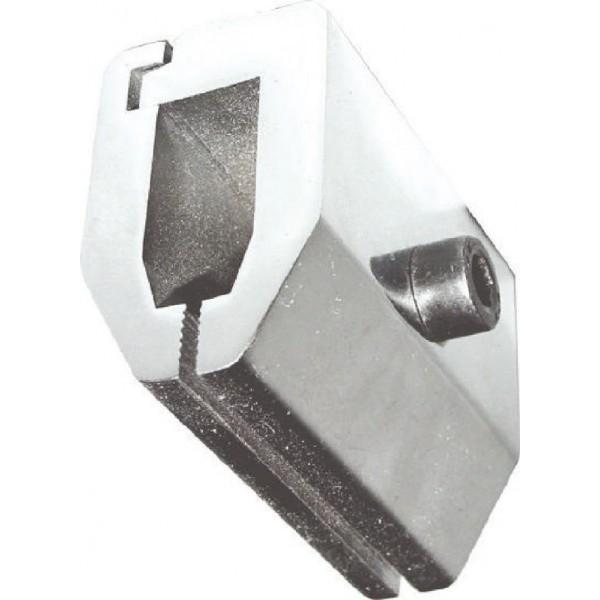 Зажим AC 03 для проверки проволоки, резины, кабелей при помощи динамометра