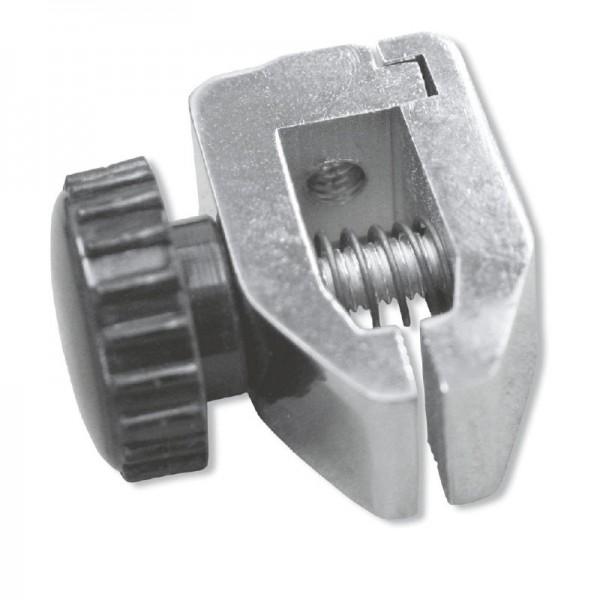 Зажим AC 14 для проверки проволоки, резины, кабелей при помощи динамометра