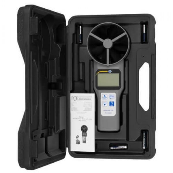 PCE-VA20 лопастной анемометр/гигрометр/термометр
