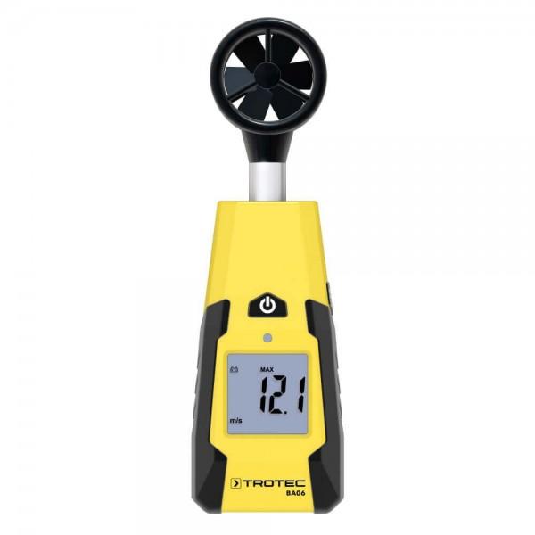 Trotec BA06 лопастной анемометр