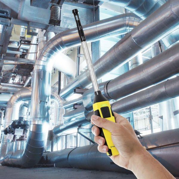 Trotec BA30WP тепловой анемометр с управлением со смартфона