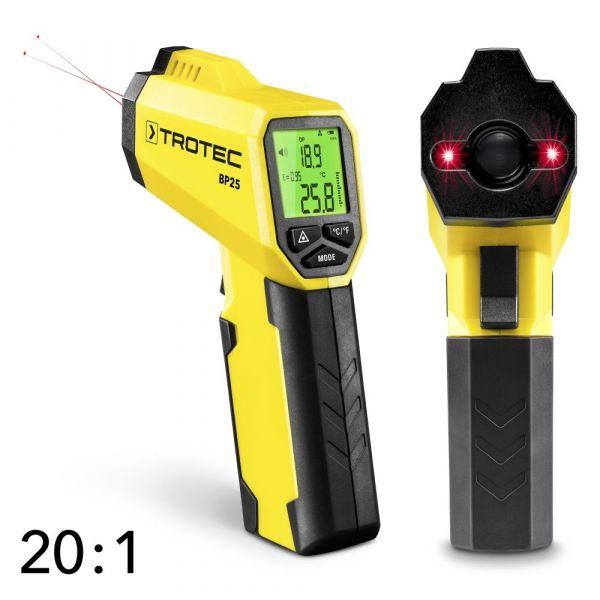 Trotec BP25 пирометр для обнаружения плесени