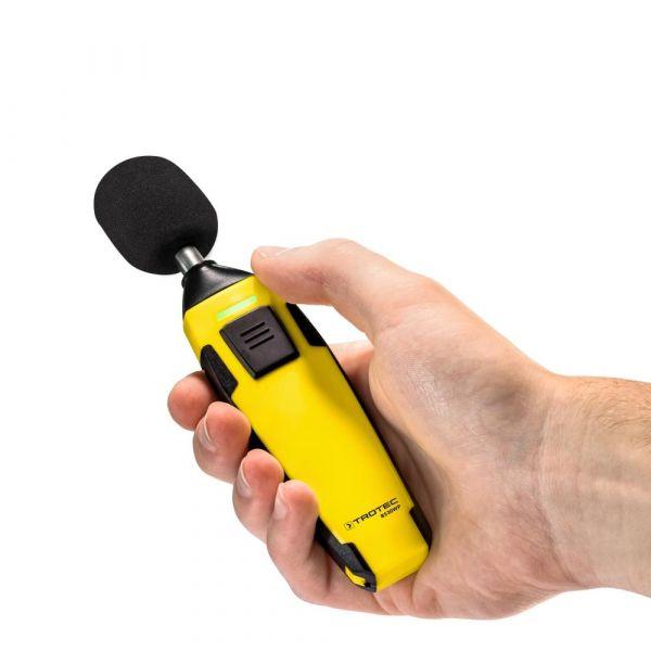 Trotec BS30WP шумомер с управлением со смартфона