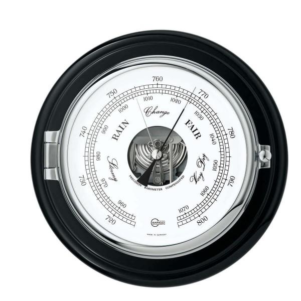 Barigo 1585CR морской барометр с окантовкой из дерева