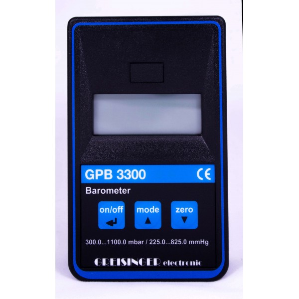 Greisinger GPB 3300 цифровой барометр