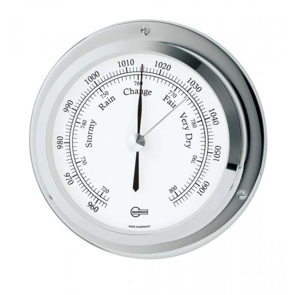 Barigo 1185CR морской барометр с двойной диаграммой