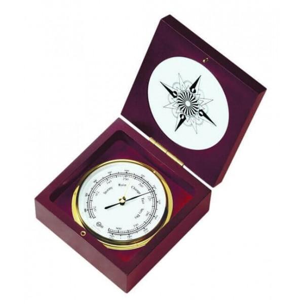 Barigo 1221MS морской барометр в деревянной коробке