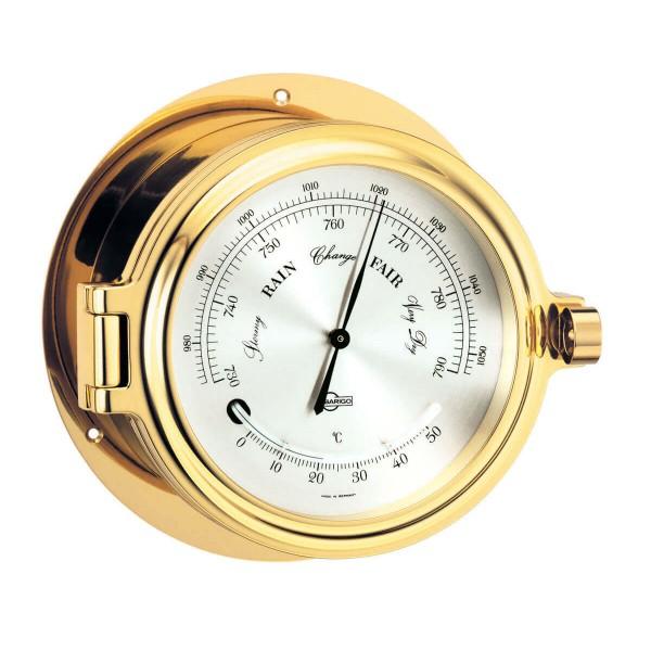 Barigo 1486MS морской баро-/термометр с комфортметром