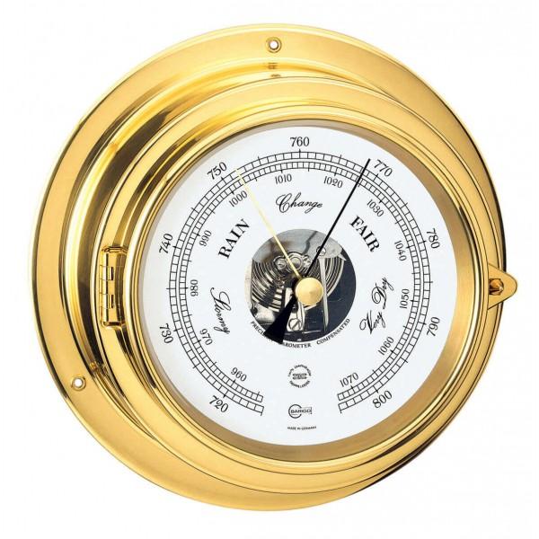 Barigo 1613MS морской барометр с двойной диаграммой