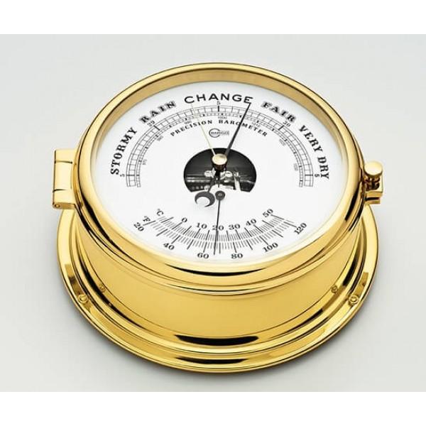 Barigo 586.2MS морской баро-/термометр с комфортметром