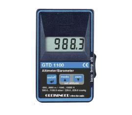 Greisinger GTD 1100 высотомер/барометр