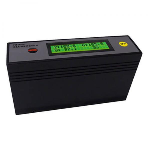 PCE-GM 100 точный блескомер с геометрией измерения 20°/60°/85°