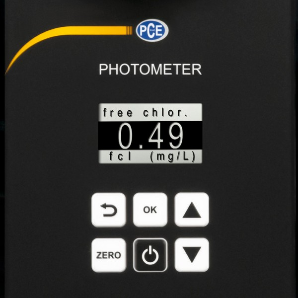PCE-CP 30 анализатор воды (13 параметров) с интерфейсом Bluetooth