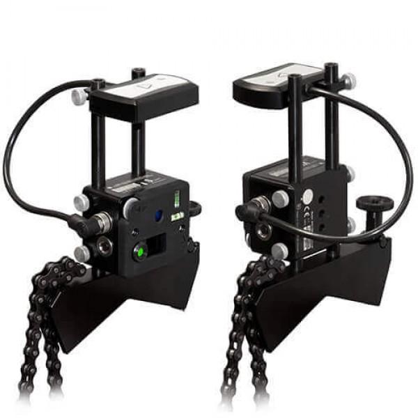 PCE-TU 3 система лазерной центровки валов