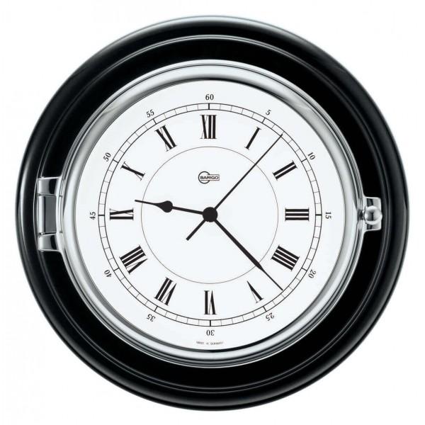 Barigo 1587CR морские часы с окантовкой из дерева