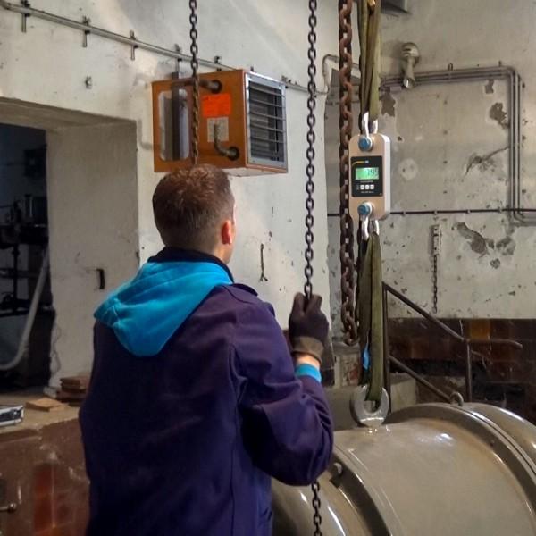 PCE-DDM5 динамометр до 5000 кг.