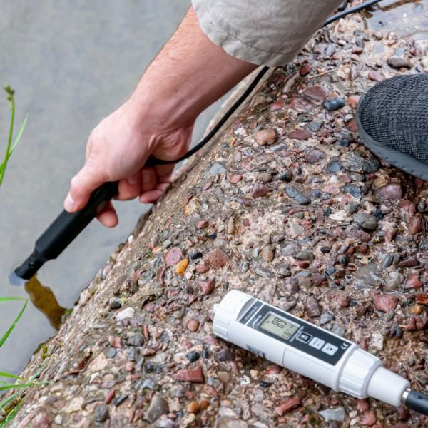 PCE-DOM 20 анализатор кислорода в воде и в воздухе