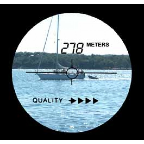 PCE-LRF 600 оптический дальномер