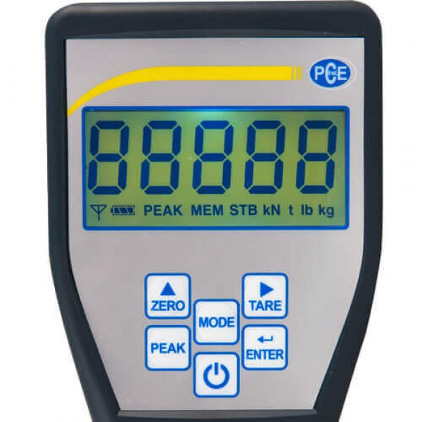 PCE-DDM10 динамометр до 10000 кг.