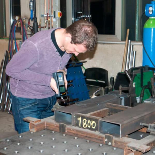 PCE-DFG 500 динамометр до 500Н (50,99 кг) с функцией записи