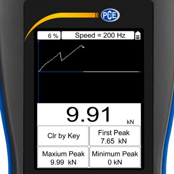 PCE-DFG NF 50K динамометр до 50 000Н (5098 кг)