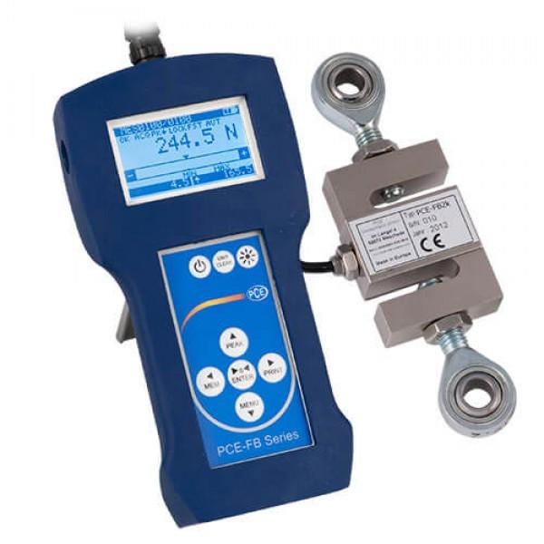PCE-FB 2K профессиональный динамометр до 200 кг.