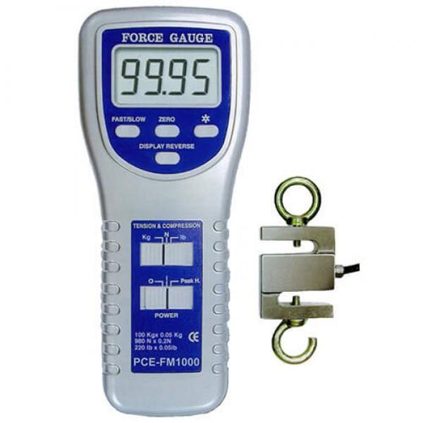 PCE-FM 1000 динамометр до 100 кг.