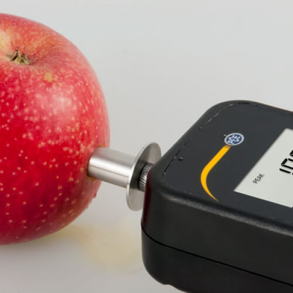 PCE-PTR 200N динамометр-пенетрометр для определения спелости фруктов