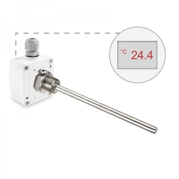 Sensorshop24® EFET ввинчиваемый датчик температуры c аналоговым выходом