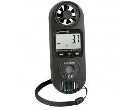 PCE-EM 890 анемометр, термогигрометр, высотомер, барометр и измеритель УФ