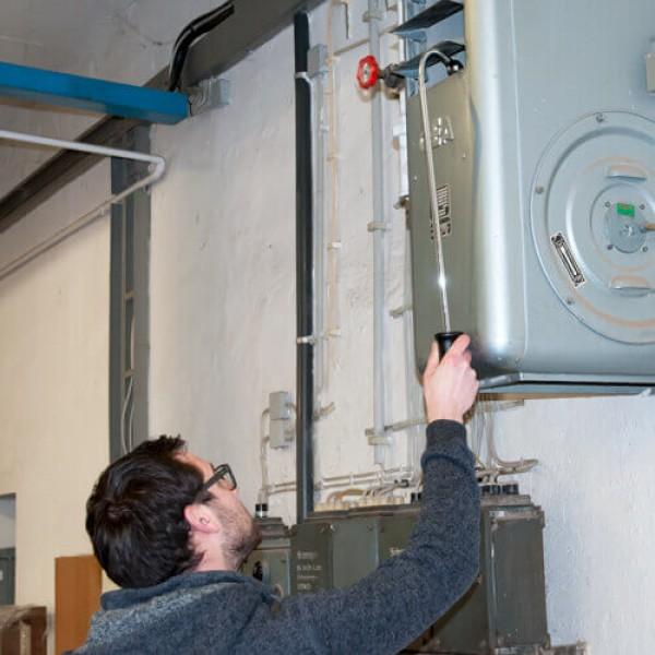 PCE-IVE 300 инспекционная камера для технического контроля