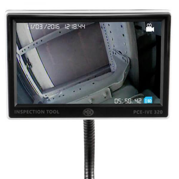 PCE-IVE 320 инспекционная камера для технического контроля