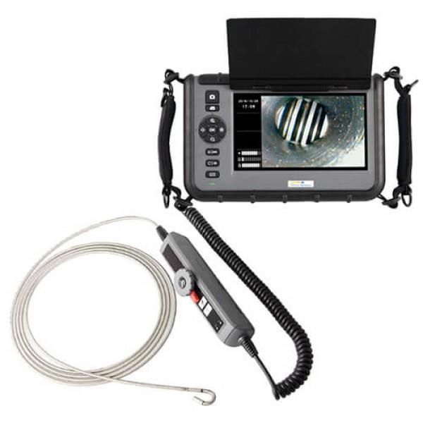 PCE-VE 1034 N-F промышленный видеоэндоскоп c поворотом камеры на 2 стороны