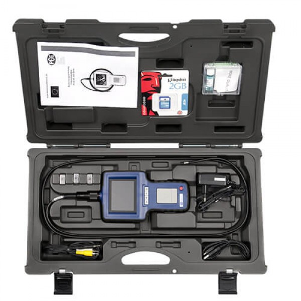 PCE-VE 350HR эндоскоп c дистанционным поворотом камеры на 2 стороны и функцией HighRes
