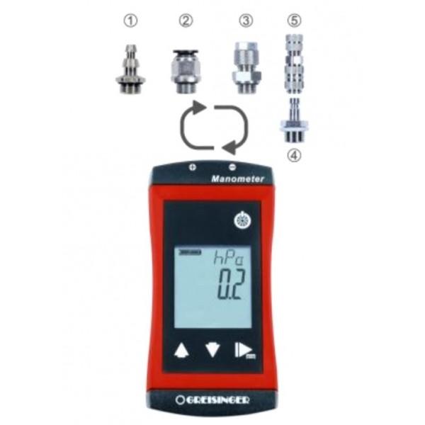Greisinger G1111-VAC профессиональный вакуумметр