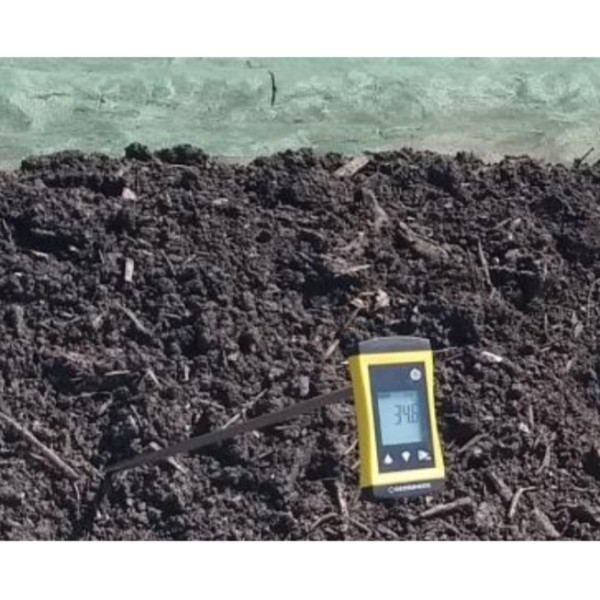 Greisinger G1791 термометр для почвы / компоста