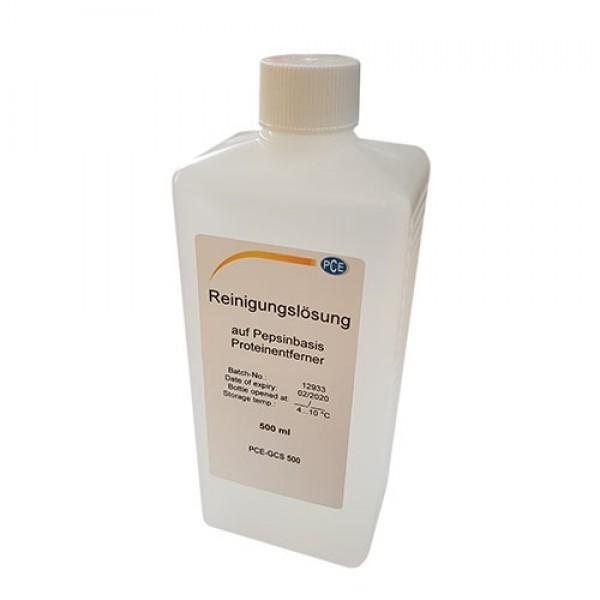 PCE-GCS-500 очищающий раствор пепсина для pH-электродов