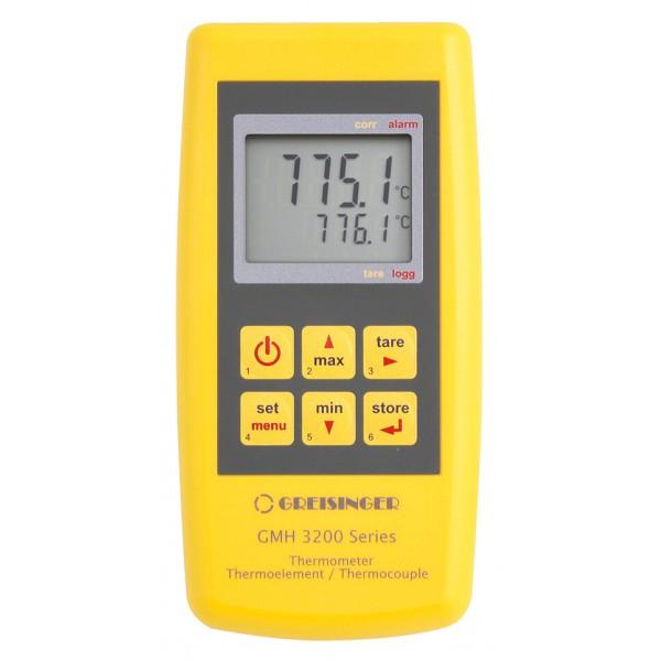 Greisinger GMH 3201 термометр с дополнительными функциями