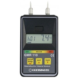 Greisinger GMR 110 влагомер древесины и стройматериалов