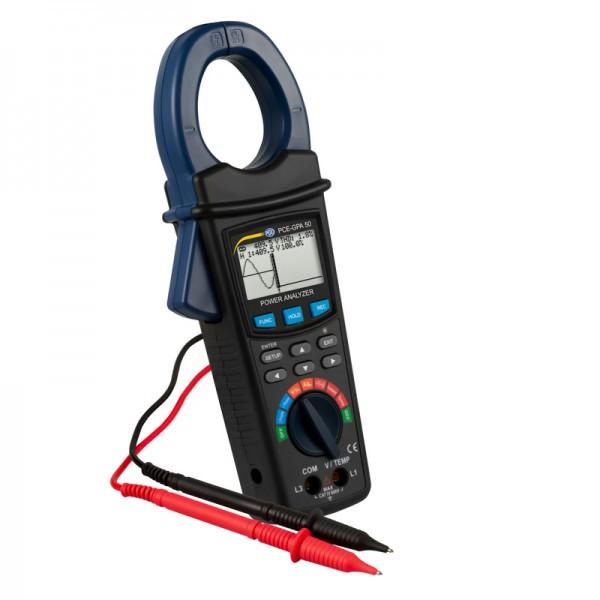 PCE-GPA 50 анализатор качества электроэнергии с функцией записи