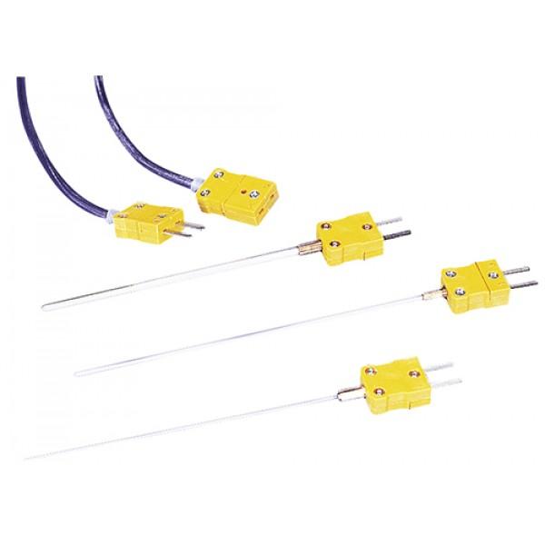 GTT высокотемпературный датчик -200...+1150°C, длинна 1500 мм., толщина 0,5 мм. для газов и жидкостей