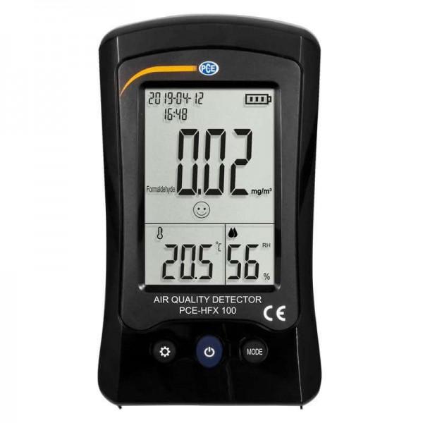 PCE-HFX 100 анализатор формальдегида и качества воздуха
